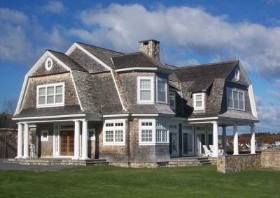 Ocean Front Residence