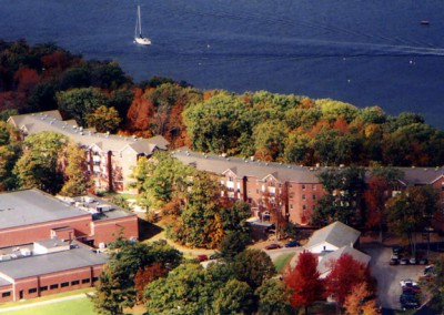 Residence Hall – UNE