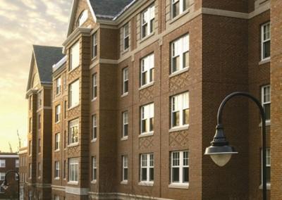 Mills Hall – University Of New Hampshire